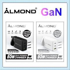 ALMOND PD065UK 快速充電器