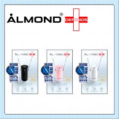 ALMOND Defends AP-7070 空氣淨化器升級